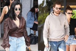 Kourtney Kardashian: How She FeelsAbout Scott Skipping Thanksgiving ForMiami Trip With Sofia