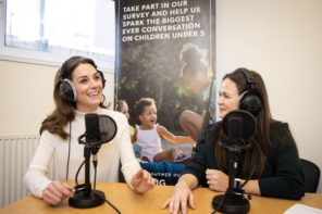 Duchess Kate shares she has 'mom guilt' in podcast debut on 'Happy Mum, Happy Baby'
